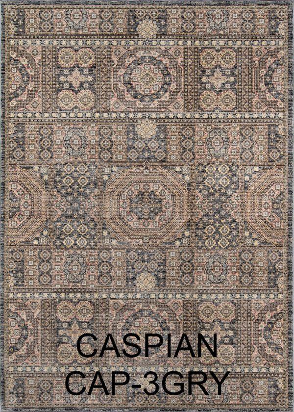 CASPIAN CAP-3GRY 1
