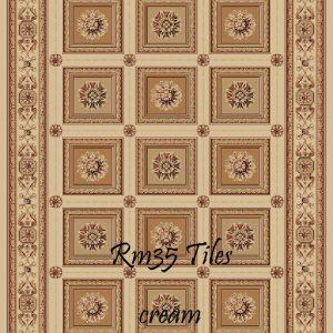 RUMI-35 Tiles Cream