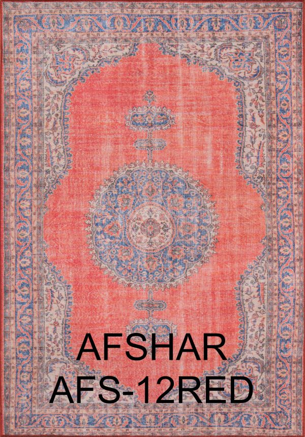 AFSHER AFS-12RED 1