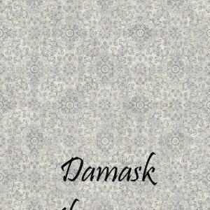 HAFIZ ENCORE-Damask Siver Grey