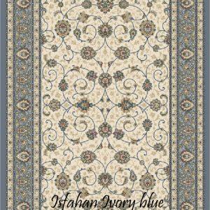 HAFIZ ENCORE-Isfahan Ivory Blue