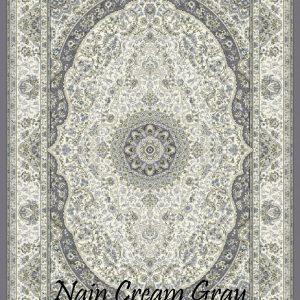 HAFIZ ENCORE-Nain Cream Grey