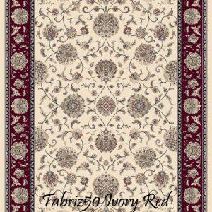 HAFIZ ENCORE-Tabriz 50 Ivory Red
