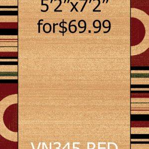 VENICE-345 RED